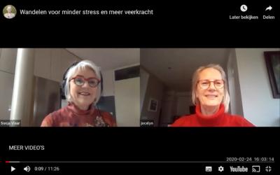 Video: Heb je stress? Ga toch wandelen!