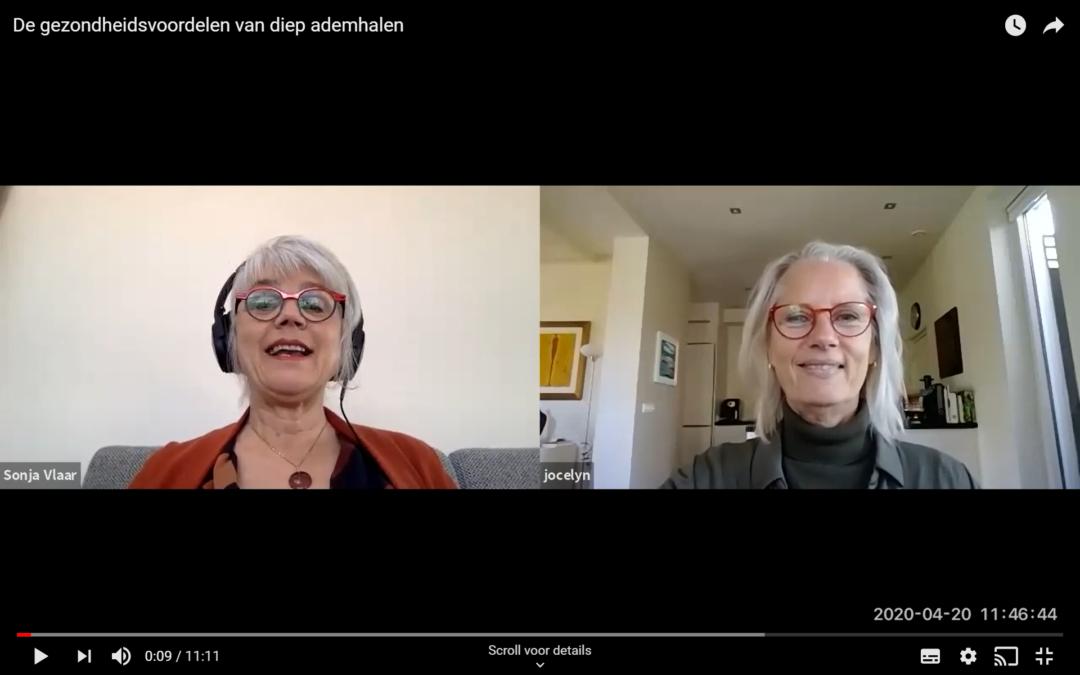Video: De gezondheidsvoordelen van diep ademhalen